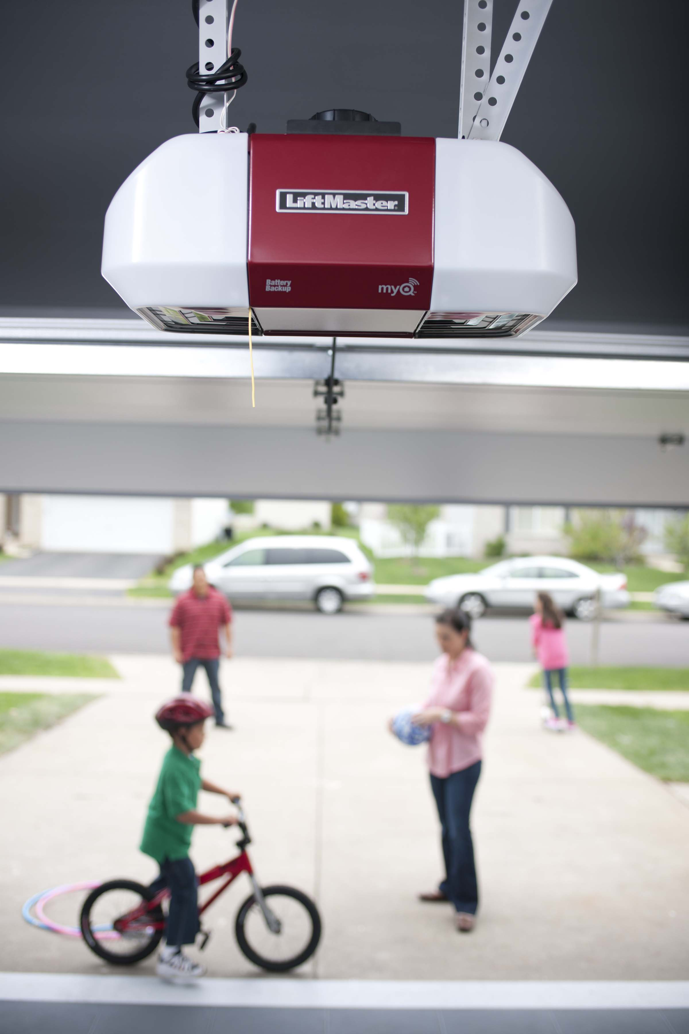 Garage Door Safety Month H A Fisher Homesh A Fisher Homes
